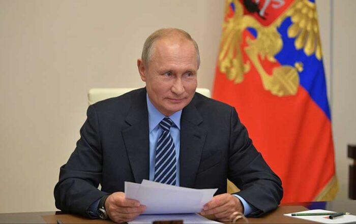 Россия готова войти в число мировых лидеров по цифровизации, заявил Путин